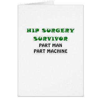 Machine de pièce d'homme de pièce de survivant de carte