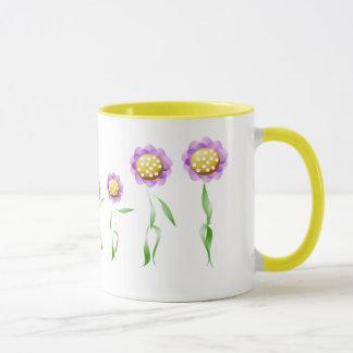 Madame Animation Sequence Mug de fleur