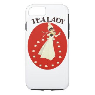 Madame de thé coque iPhone 7