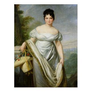 Madame Tallien Carte Postale