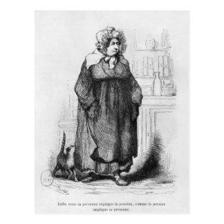 Madame Vauquer Cartes Postales