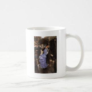 Madame Victorian Traveler Tasse À Café