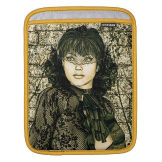 Madame vintage housse pour iPad