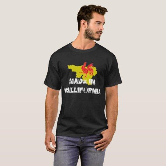 Made in Wallifornia T-shirt