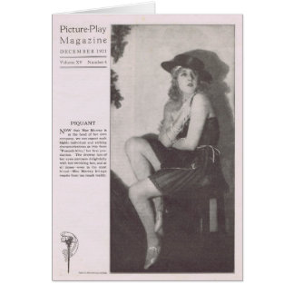 Mae Murray 1921 portraits vintages Carte