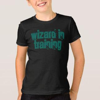 """""""Magicien T-shirt dans formation"""""""