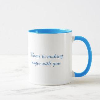 Magie avec vous mug