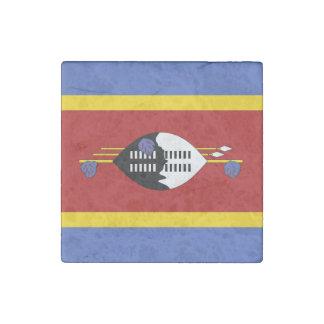 Magnet En Pierre Drapeau du Souaziland