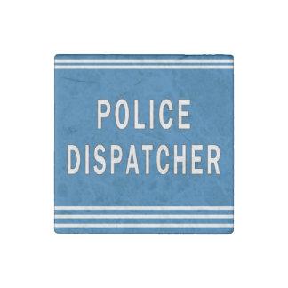 Magnet En Pierre Expéditeur de police