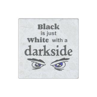 Magnet En Pierre FB blanc de darkside