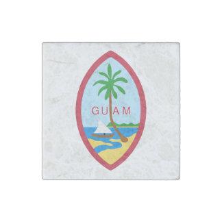 Magnet En Pierre Joint de territoire de la Guam