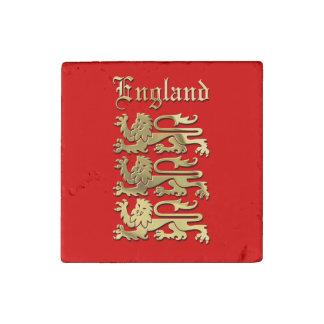 Magnet En Pierre Les bras royaux de l'Angleterre
