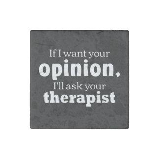 Magnet En Pierre L'opinion demandent le wf de thérapeute