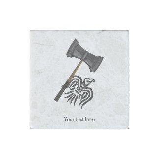 Magnet En Pierre Marteau de guerre de Viking de Thor