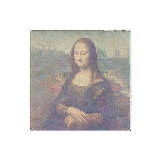 Magnet En Pierre Mona Lisa par Leonardo da Vinci