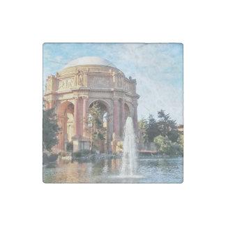 Magnet En Pierre Palais des beaux-arts - San Francisco
