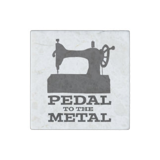 Magnet En Pierre Pédale à l'aimant en métal