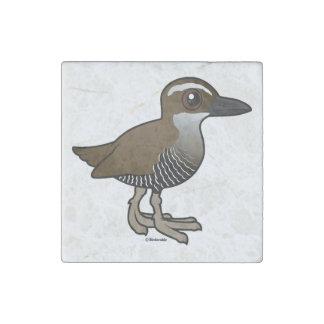 Magnet En Pierre Rail de Birdorable Guam