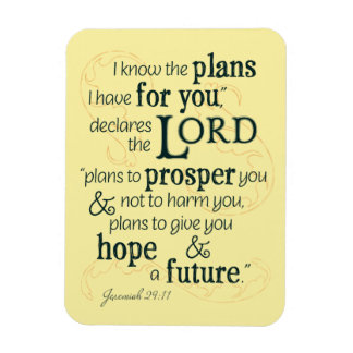 Magnet Flexible 29:11 de Jérémie je sais les plans que je prends
