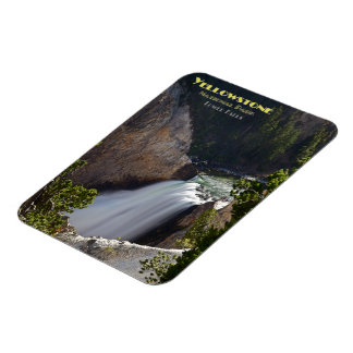 Magnet Flexible Abaissez le parc national de Yellowstone de ~