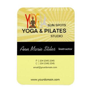 Magnet Flexible Affaires de Pilates de yoga
