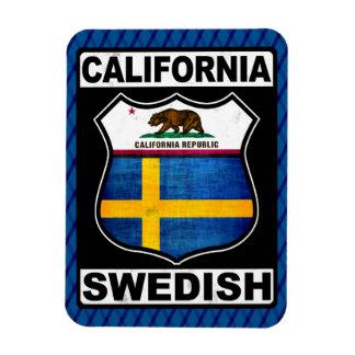 Magnet Flexible Aimant américain suédois de la Californie