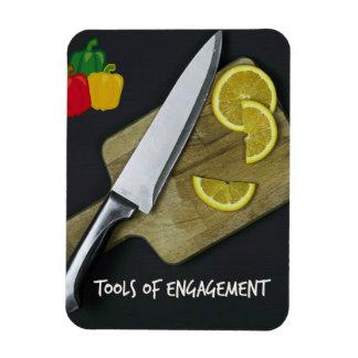 Magnet Flexible Aimant de cuisine - outils de fiançailles