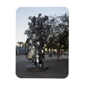 Magnet Flexible Aimant de la sculpture #2 de San Francisco