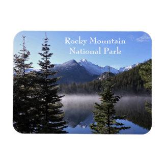 Magnet Flexible Aimant de parc national de montagne rocheuse