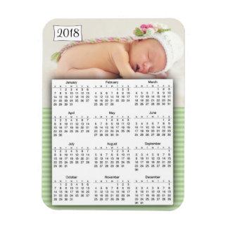 Magnet Flexible Aimant de photo de bébé personnalisé 2018 par