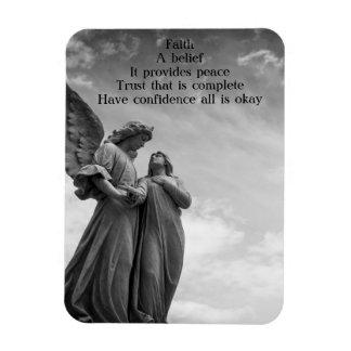 Magnet Flexible Aimant de poème de foi