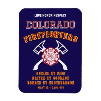 Magnet Flexible Aimant de sapeurs-pompiers du Colorado