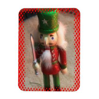 Magnet Flexible Aimant de soldat de Noël