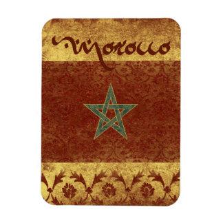 Magnet Flexible Aimant de souvenir du Maroc