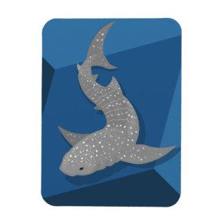 Magnet Flexible Aimant flexible de baleine de requin d'art