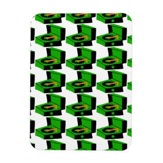 Magnet Flexible Aimant flexible de pied-de-poule vert de