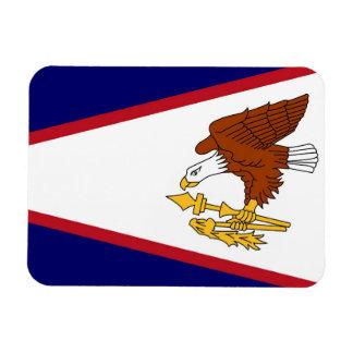 Magnet Flexible Aimant flexible patriotique avec le drapeau des