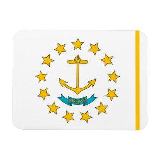 Magnet Flexible Aimant flexible patriotique avec le drapeau d'Île