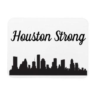 Magnet Flexible Aimant fort d'horizon de Houston