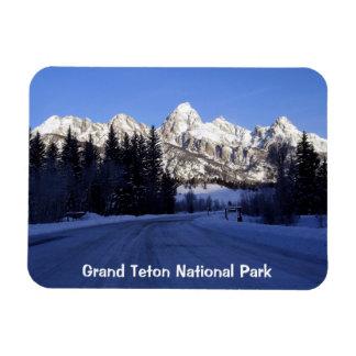Magnet Flexible Aimant grand de parc national de Teton