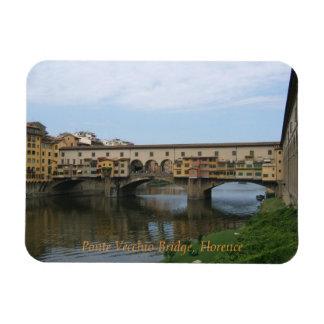 Magnet Flexible Aimant--Pont de Ponte Vecchio