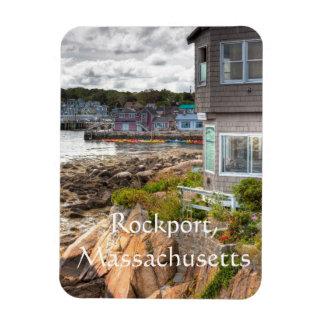 Magnet Flexible Assez peu de maison de plage. Rockport, le