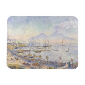 Magnet Flexible Auguste Renoir - la baie de Naples