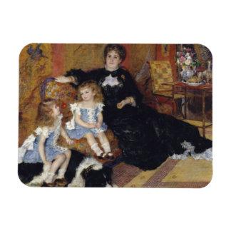 Magnet Flexible Auguste Renoir - Madame Georges Charpentier