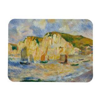 Magnet Flexible Auguste Renoir - mer et falaises