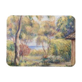 Magnet Flexible Auguste Renoir - Paysage un Cagnes