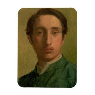 Magnet Flexible Autoportrait d'Edgar Degas |