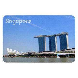Magnet Flexible baie de marina de Singapour