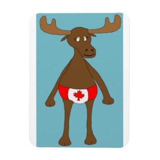 Magnet Flexible Canadien, hein ? Orignaux