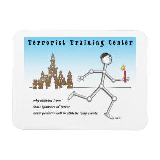 Magnet Flexible Centre de formation de terroriste